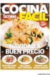 COCINA FACIL portada Diciembre 2016