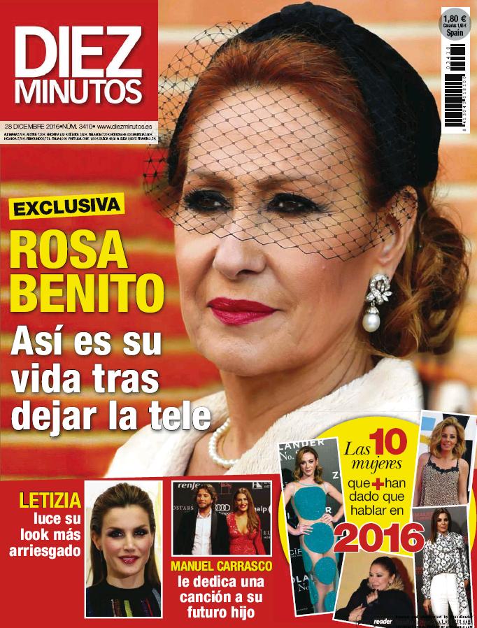 DIEZ MINUTOS portada 21 de Diciembre 2016