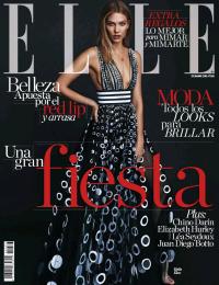 ELLE portada Diciembre 2016