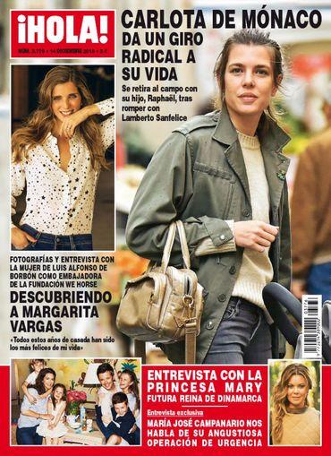 HOLA portada 7 de Diciembre 2016
