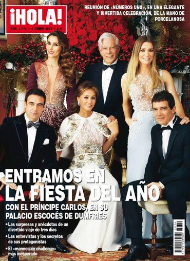 HOLA portada 31 de Diciembre 2016