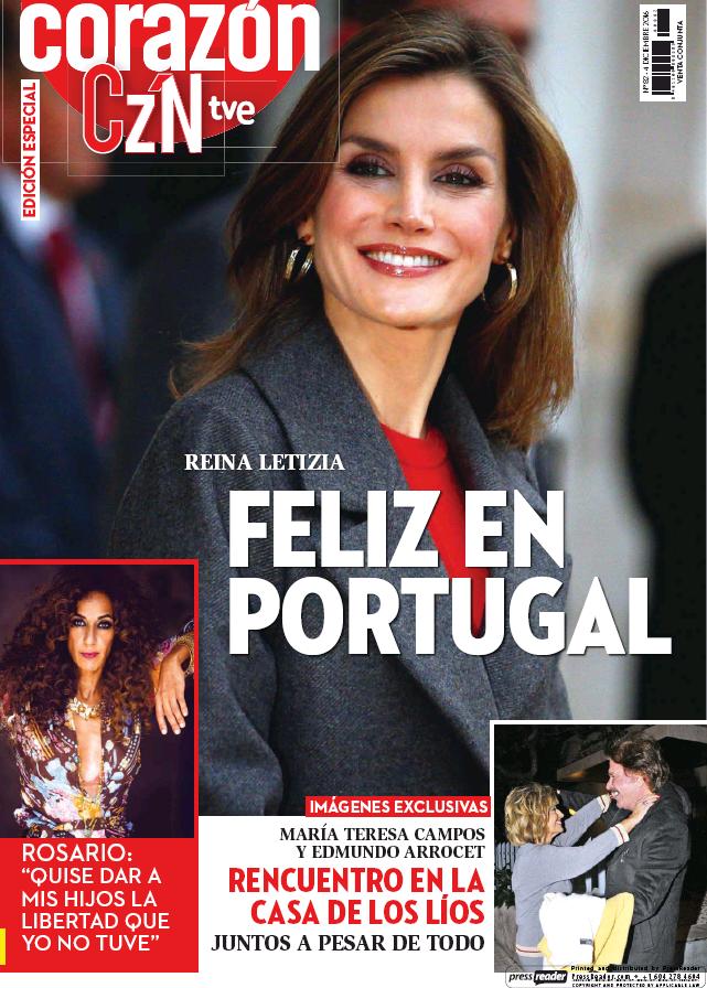 HOY CORAZON portada 4 Diciembre 2016