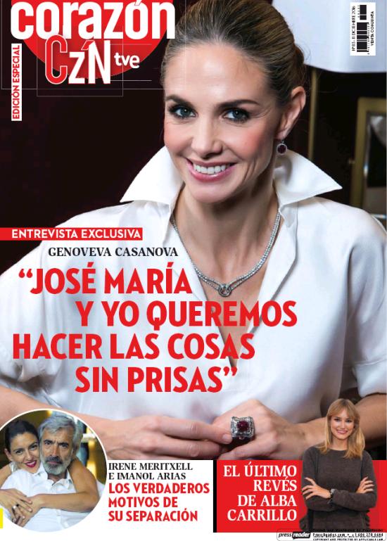 HOY CORAZON portada 12 de Diciembre 2016