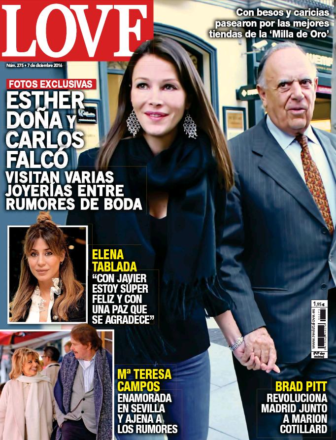 LOVE portada 30 de Noviembre 2016
