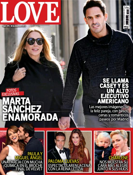 LOVE portada 21 de Diciembre 2016