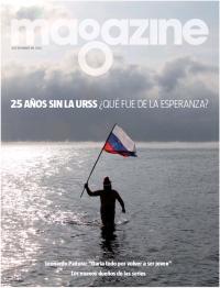 MEGAZINE portada 4 de Diciembre 2016