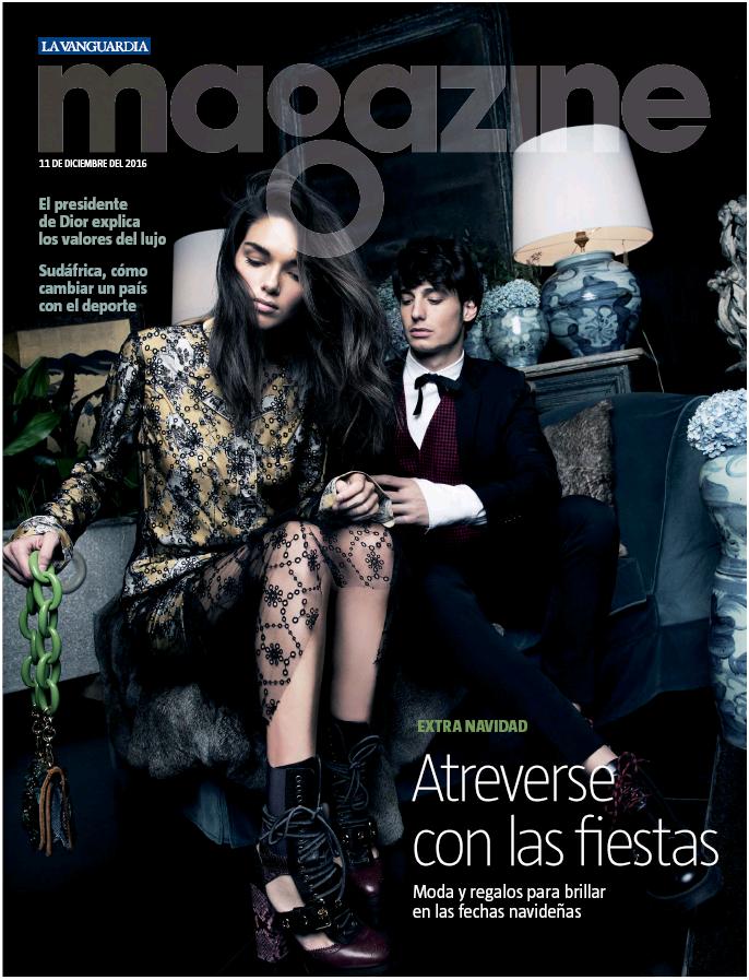MEGAZINE portada 11 de Diciembre 2016
