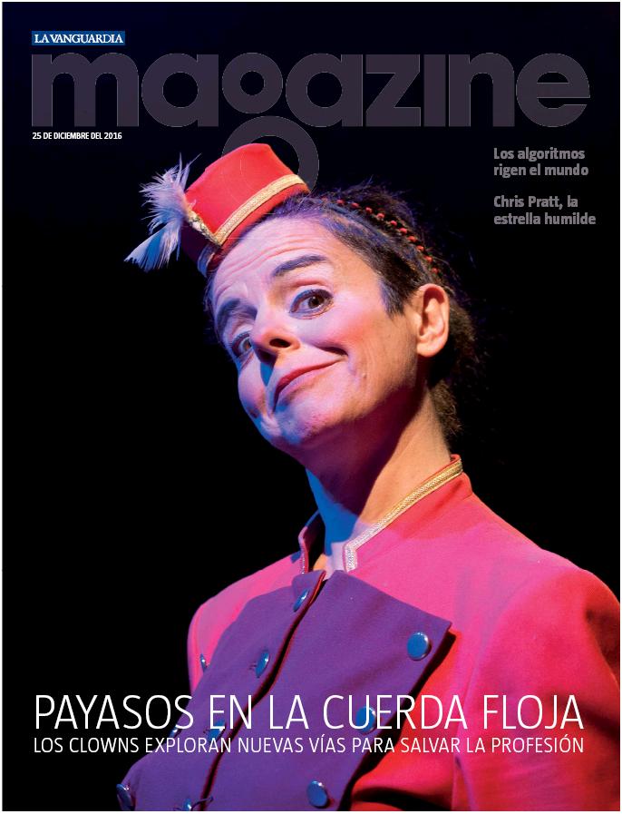 MEGAZINE portada 26 de Diciembre 2016