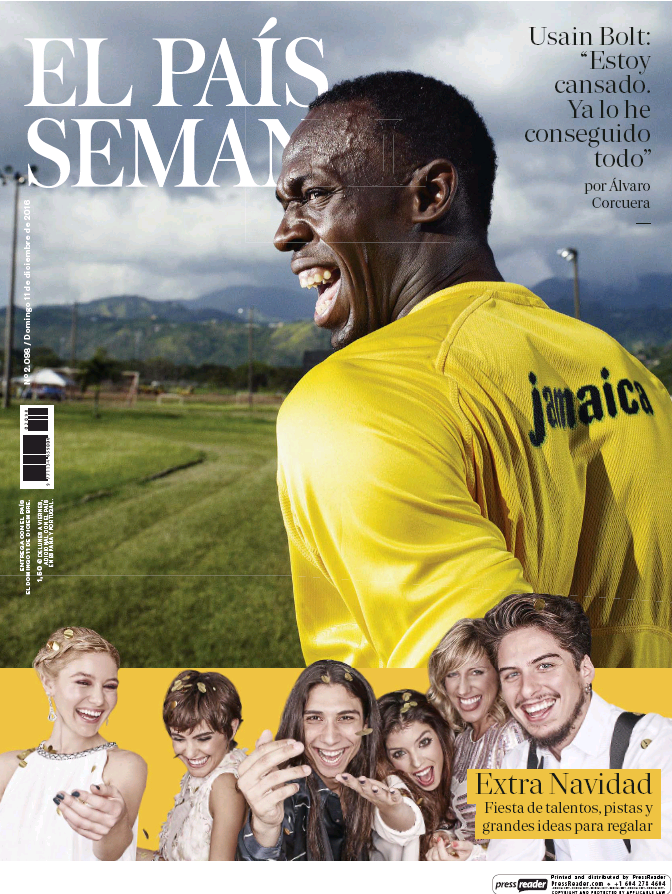 PAIS SEMANAL portada 11 de Diciembre 2016