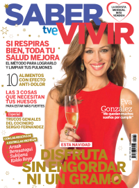 SABER VIVIR portada Diciembre 2016