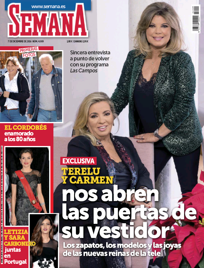 SEMANA portada 30 de Noviembre 2016