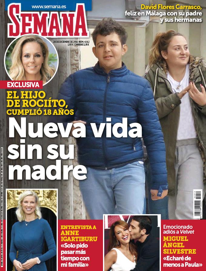 SEMANA portada 21 de Diciembre 2016