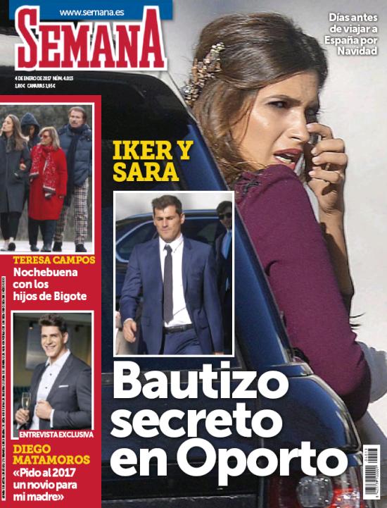 SEMANA portada 30 de Diciembre 2016