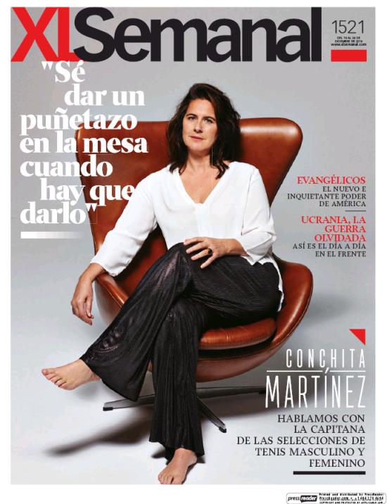 XL SEMANAL portada 18 de Diciembre 2016