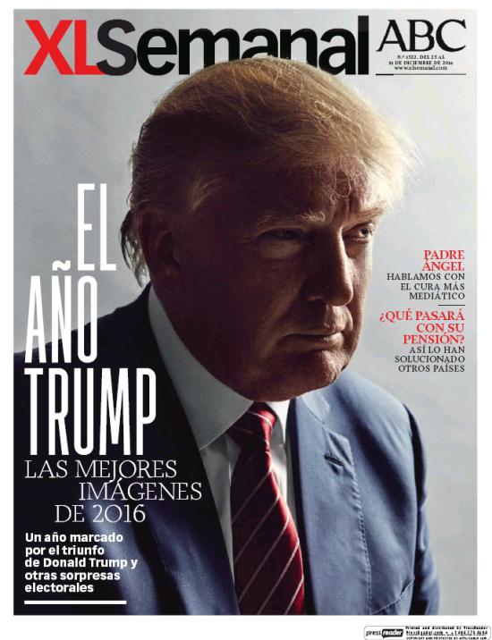 XL SEMANAL portada 26 de Diciembre 2016