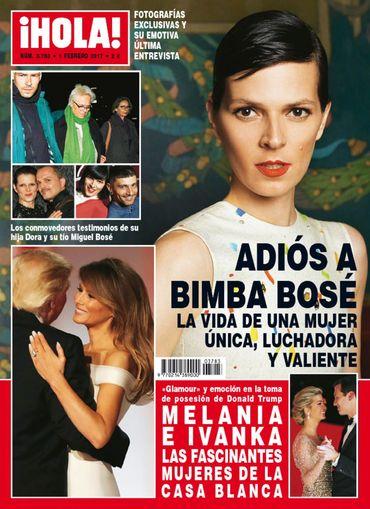HOLA portada 25 de Enero 2017