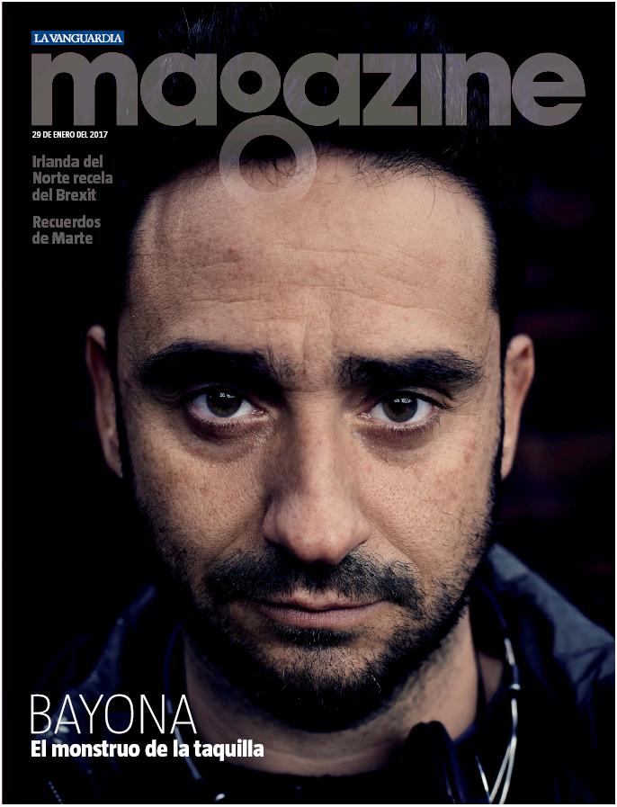 MEGAZINE portada 29 de Enero 2017