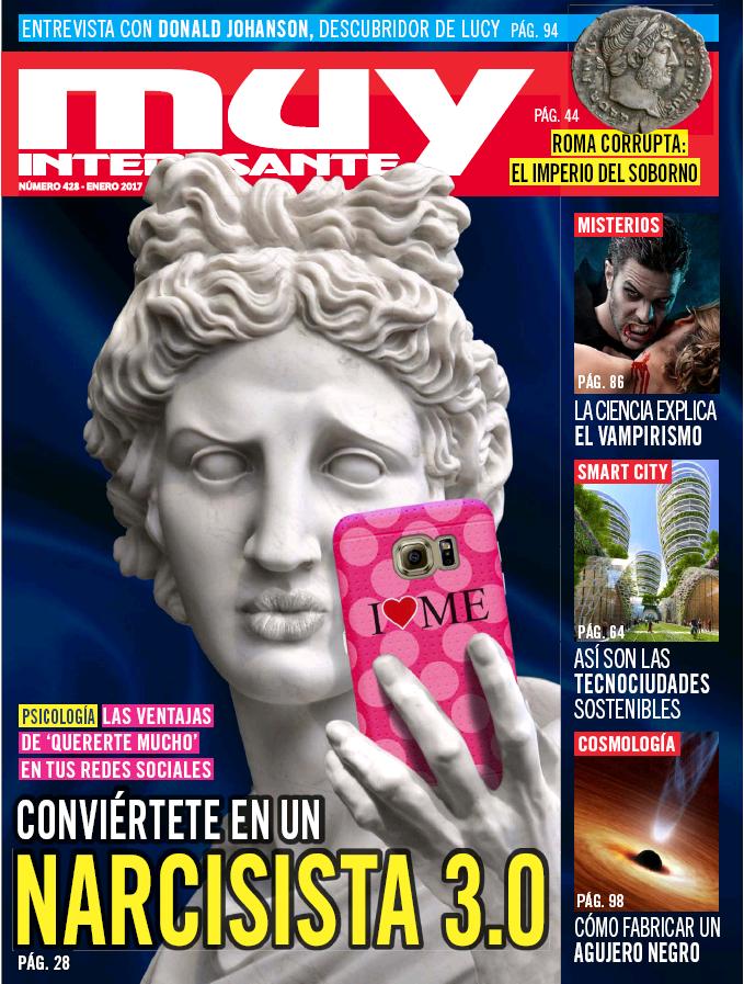 MUY INTERESANTE portada Enero 2017
