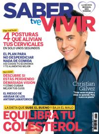 SABER VIVIR portada Enero 2017