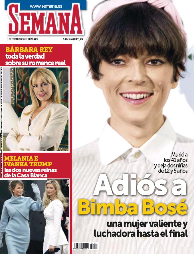 SEMANA portada 25 de Enero 2017