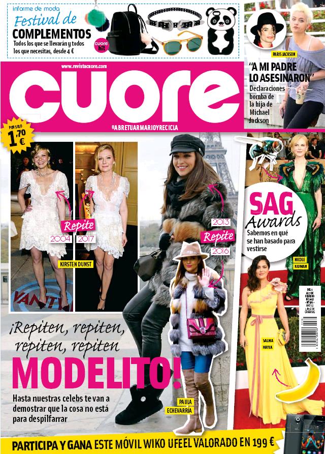 CUORE portada 1 Febrero 2017