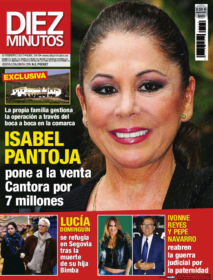 DIEZ MINUTOS portada 1 de Febrero 2017