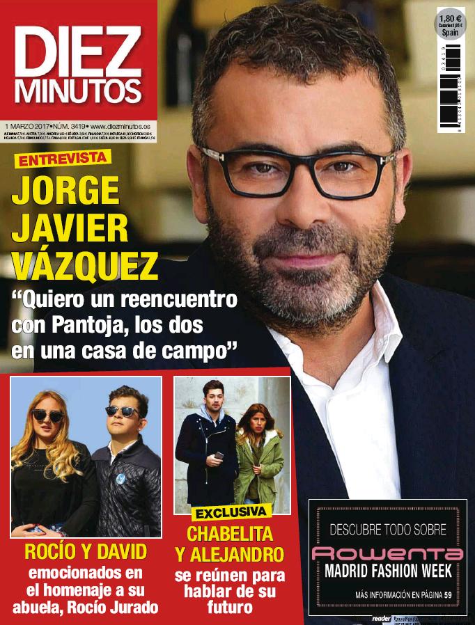 DIEZ MINUTOS portada 22 de Febrero 2017