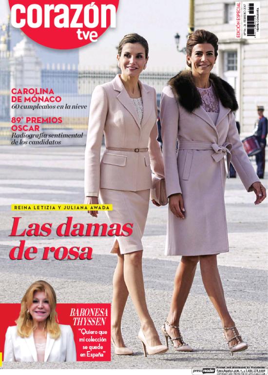 HOY CORAZON portada 27 de Febrero 2017