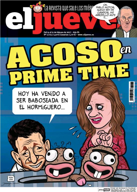JUEVES portada 15 de Febrero 2017