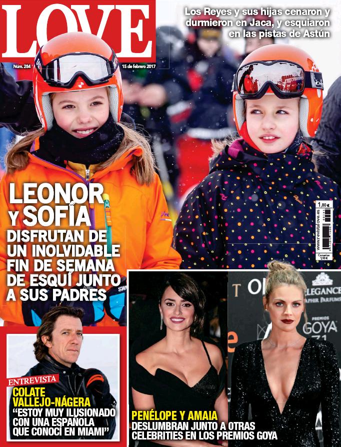 LOVE portada 8 de Febrero 2017