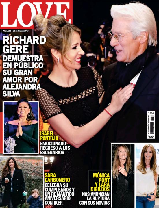 LOVE portada 15 de Febrero 2017