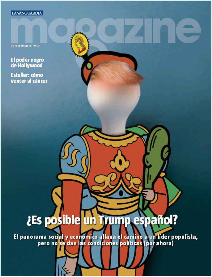 MEGAZINE portada 26 de Febrero 2017