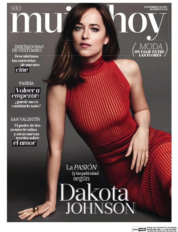 MUJER HOY portada 5 de Febrero 2017
