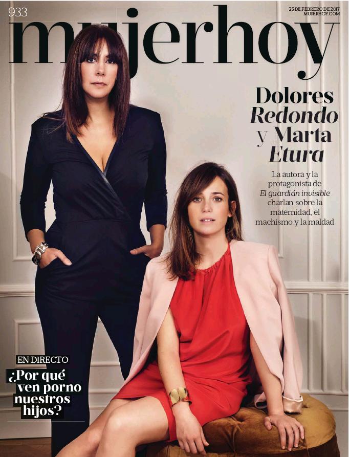 MUJER HOY portada 26 de Febrero 2017
