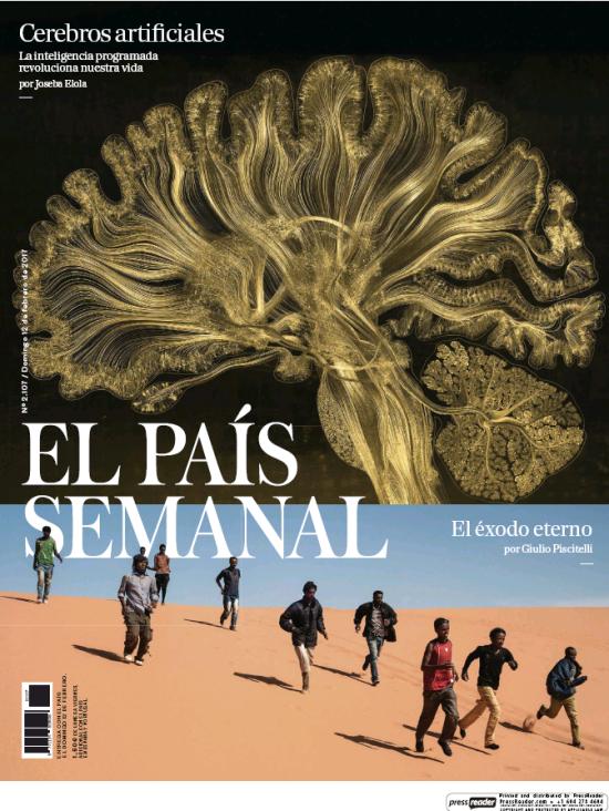 PAIS SEMANAL portada 13 de Febrero 2017