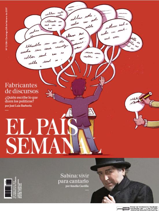 PAIS SEMANAL portada 26 de Febrero 2017