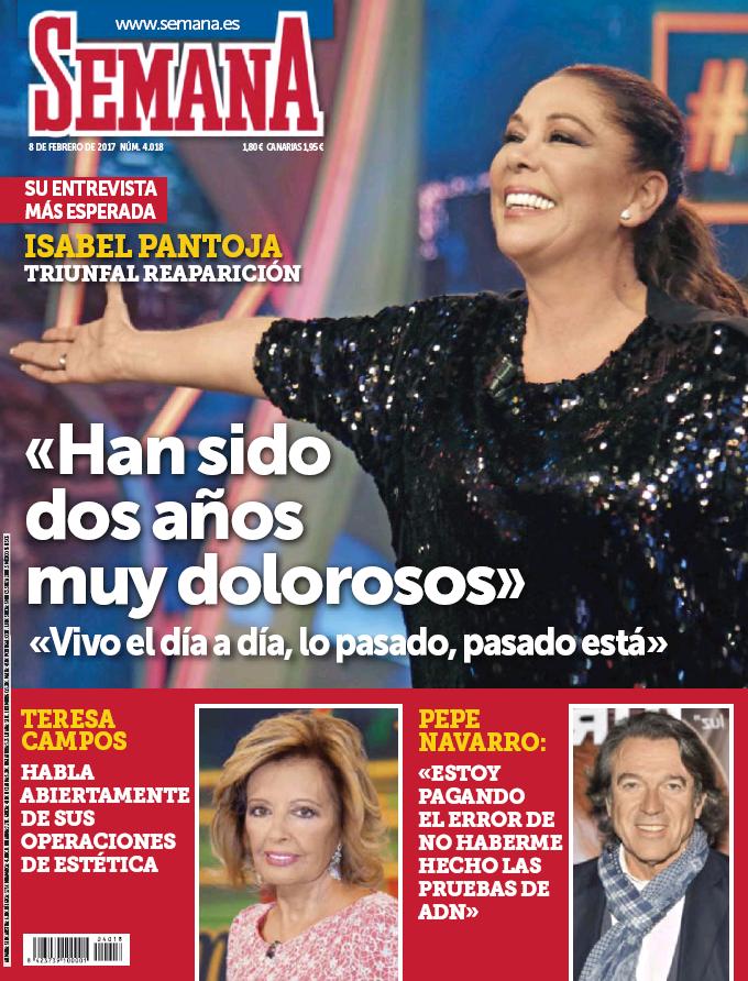 SEMANA portada 1 de Enero 2017