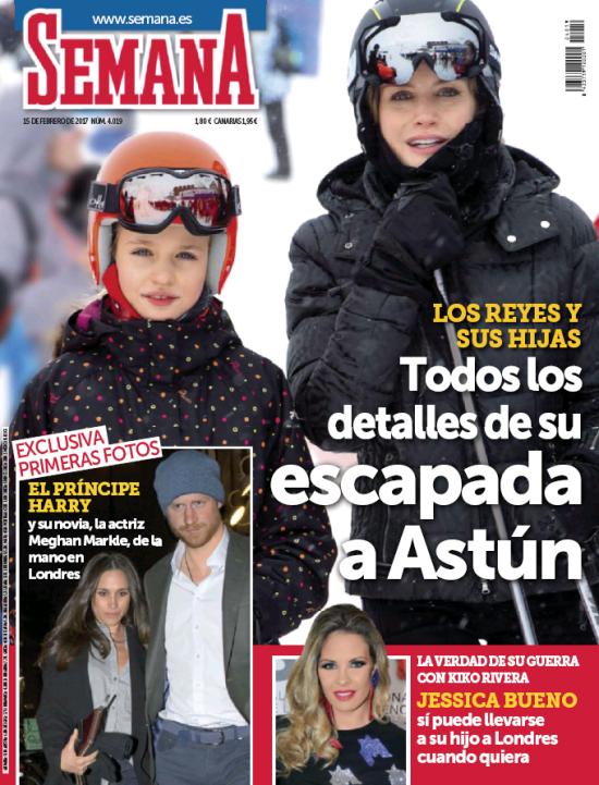 SEMANA portada 8 de Febrero 2017