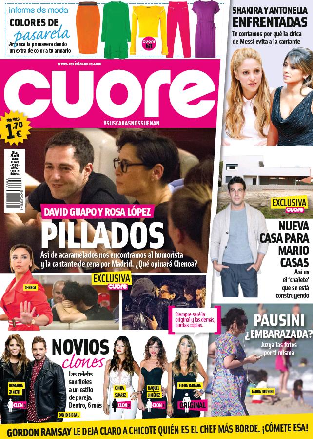 CUORE portada 15 de Marzo 2017