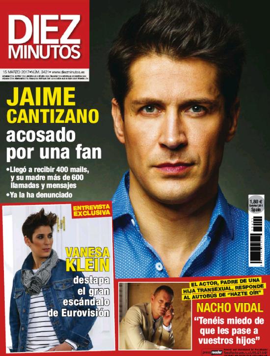DIEZ MINUTOS portada 8 de marzo 2017