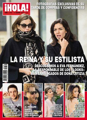 HOLA portada 15 de Marzo 2017