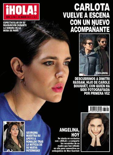HOLA portada 22 de Marzo 2017
