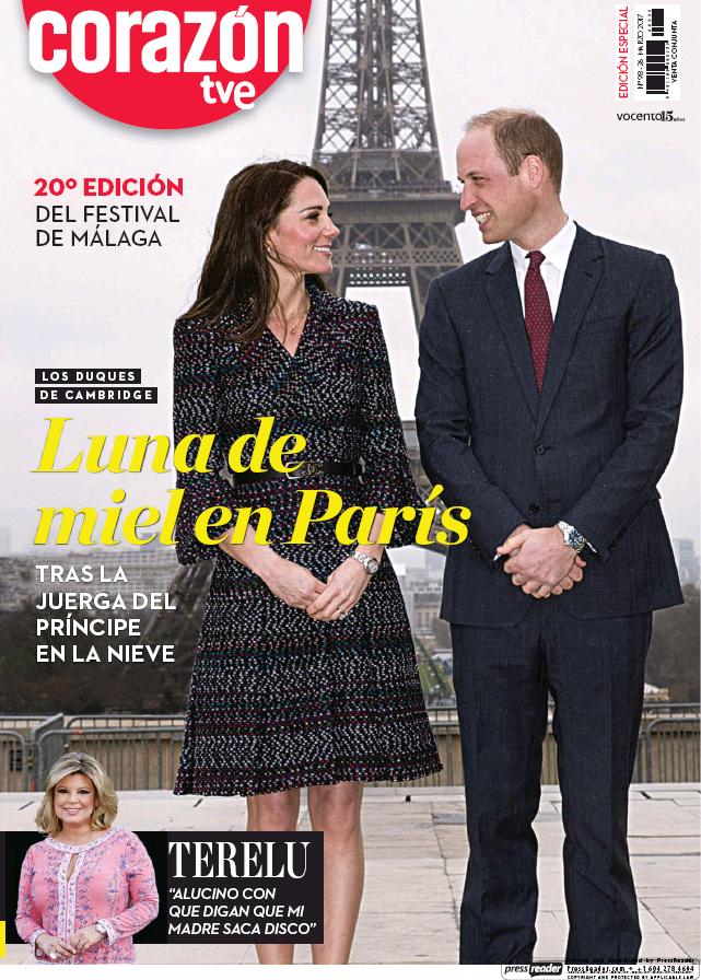 HOY CORAZON portada 29 de Marzo 2019