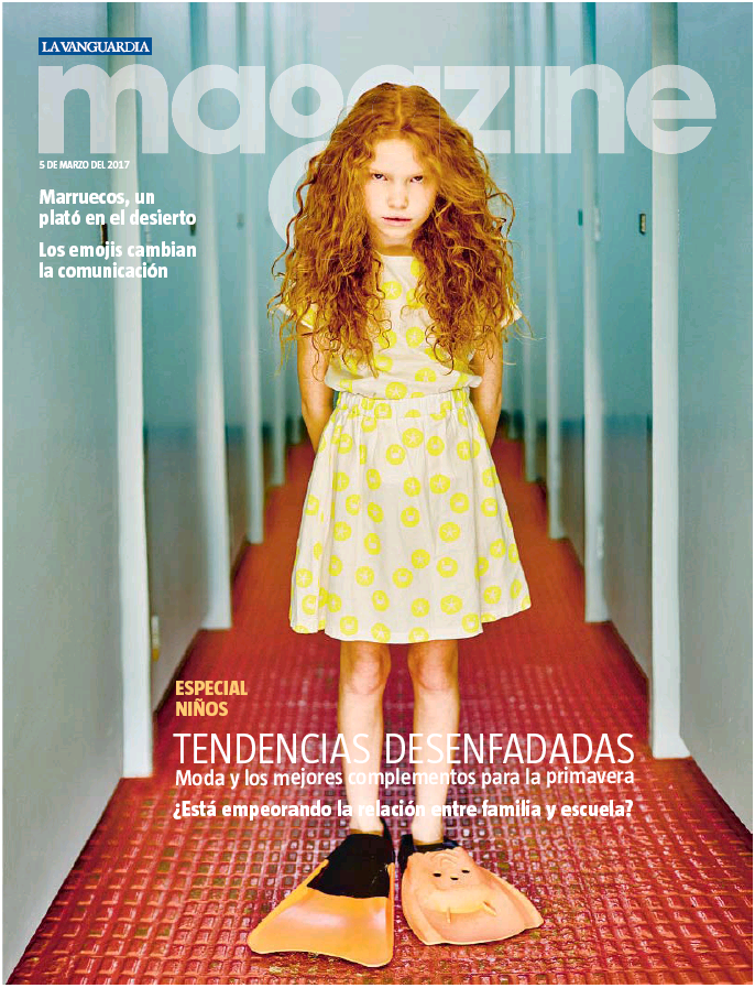 MEGAZINE portada 5 de Marzo 2017