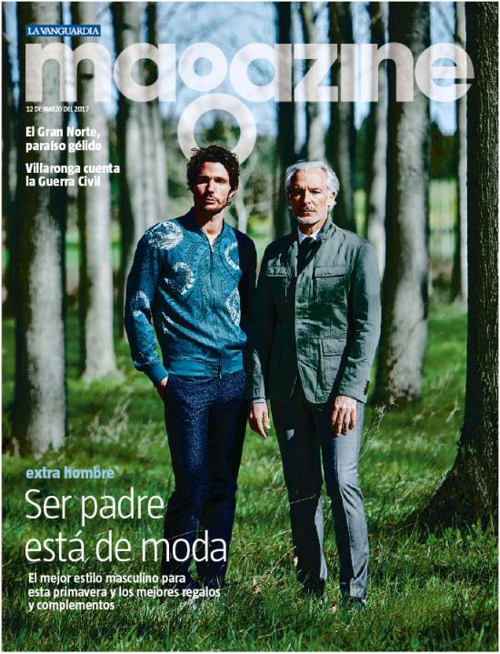 MEGAZINE portada 12 de Marzo 2017