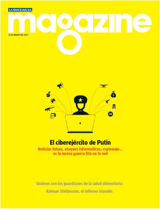 MEGAZINE portada 26 de Marzo 2017