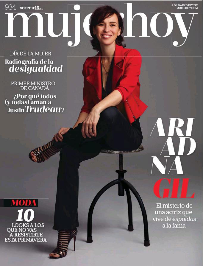 MUJER HOY portada 5 de Marzo 2017