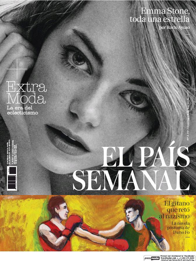 PAIS SEMANAL portada 5 de Marzo 2017