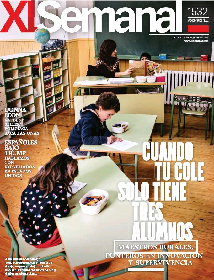 XL SEMANAL portada 5 de Marzo 2017