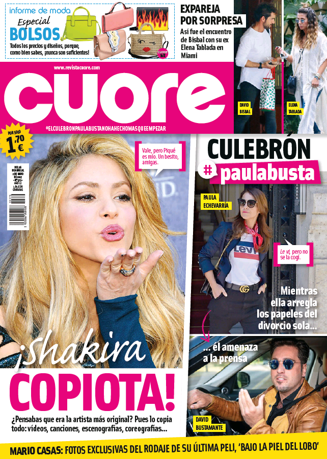 CUORE portada 26 de Abril 2017